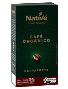Café Orgánico Extraforte 250 grs.