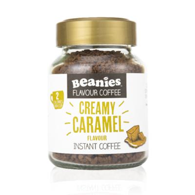 Frasco Beanies Creamy Caramel