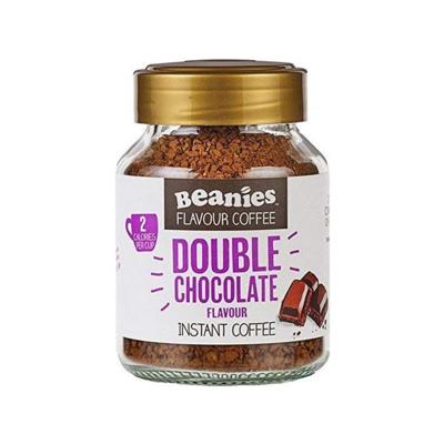 Frasco Beanies Double Chocolate