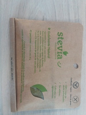 Stevia hoja dulzura natural 20 grs.