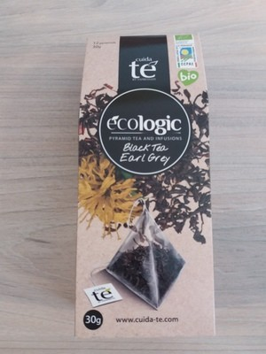 Té Doypack Infusión té Negro Early Grey