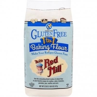 Harina para Hornear libre de Gluten