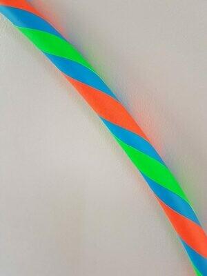 Beginner Hoop  (Adults/Older Children) –  Single colour tape