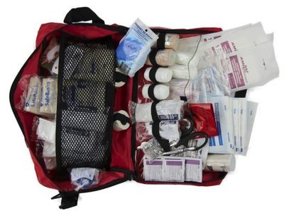 Alberta First Aid Kit No. 3 for 50-99 workers