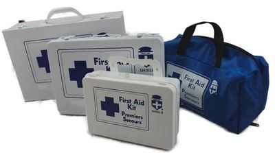 Sask First Aid Kit N02  10-40 workers