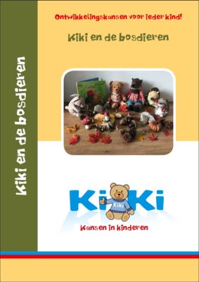 Thema Kiki en de bosdieren