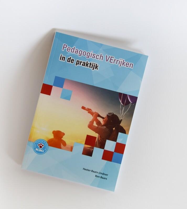 Boek. Pedagogisch VErrijken in de praktijk