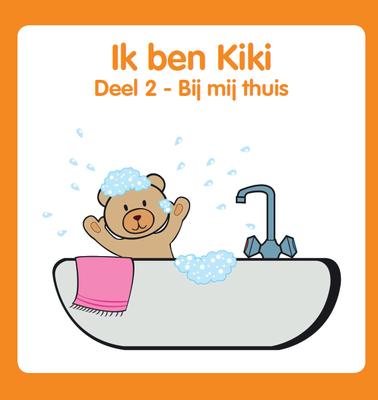 Boek: Ik ben Kiki deel 2: Bij mij thuis