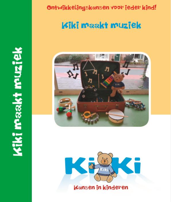 Thema Kiki maakt muziek