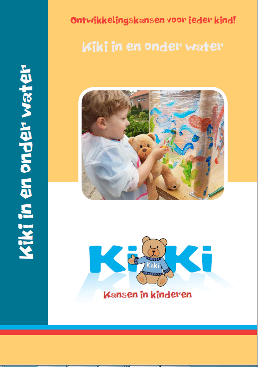 Thema Kiki in en onder water