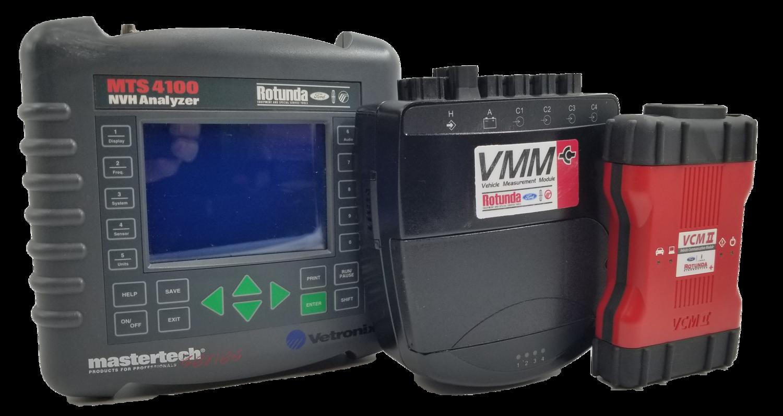 Ford VCM 2 MTS 4001 VMM VCMM Dealer Toughbook Kit