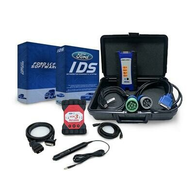 Ford VCM 3 IDS LCF Nexiq USB Link 2 Hardware Package for Ford & International.