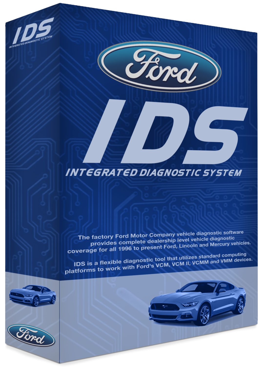 Ford IDS & FDRS Software License 2 Day