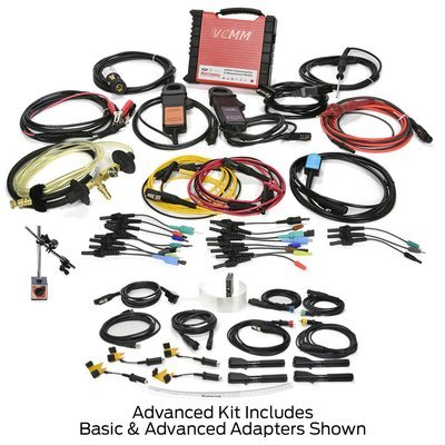 Ford VCMM Vehicle Communication Measurement Module Advanced Kit