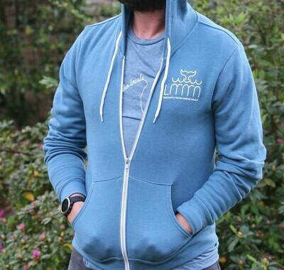 LMMN fleece hoodie