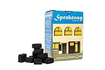 Speakeasy Natural Coals - 120 Count