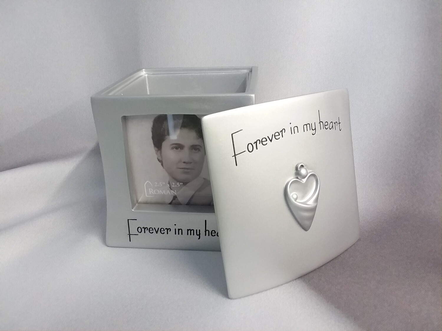 """""""Forever in my heart"""" Memorial Photo Box - M-FIMH"""