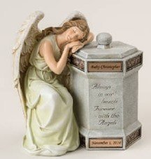 Angel Over Well Urn  U-AOW