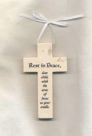 Bereavement Cross     M-BC