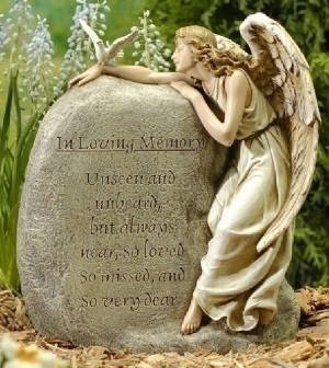 Angel Over Rock Memorial     M-AOR