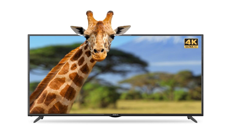 "AIWA Smart 4k Ultra HD TV – AW550US (55"")"
