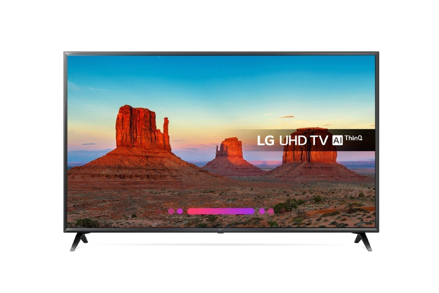 "LG 55UK6300PLB 55"" Ultra HD 4K SMART TV"