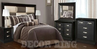 5 PIECE BEDROOM SUITE