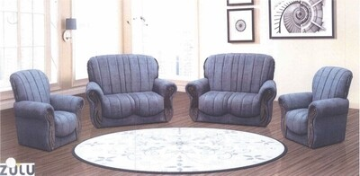 4 PIECE MEGAN LOUNGE SUITE