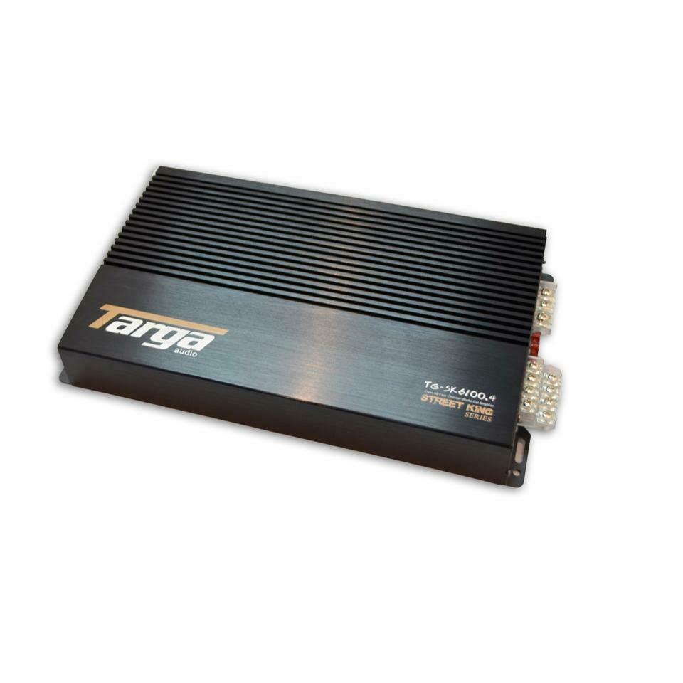 Targa TG-sk6100.4 channel car amplifier