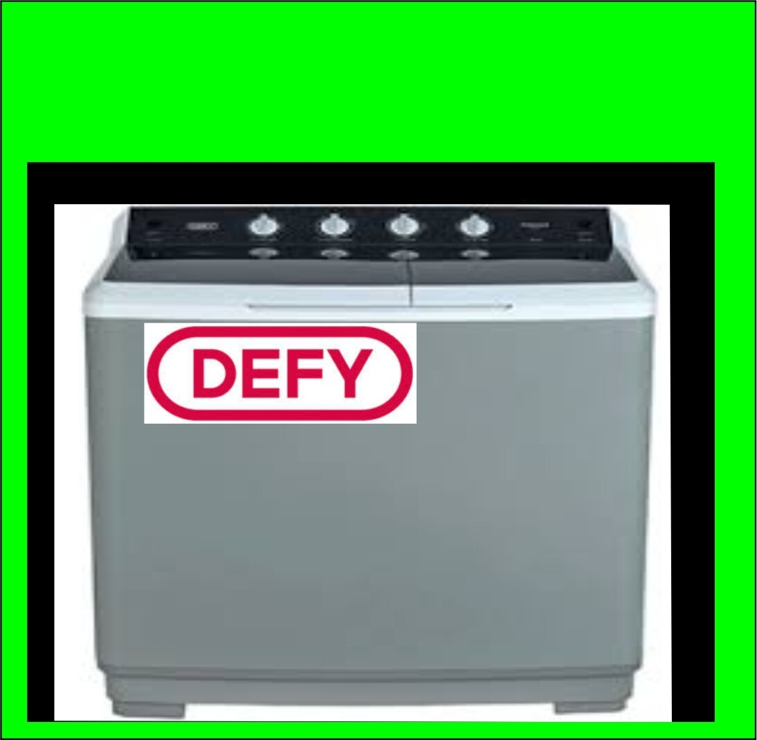 DEFY 15kg dtt151  twin tub washing machine