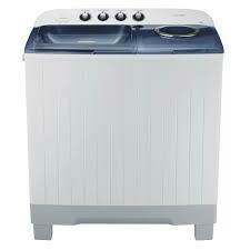 Samsung 14kg tiwntub twin tub washing machine  Metallic - WT14J4200MB.FA