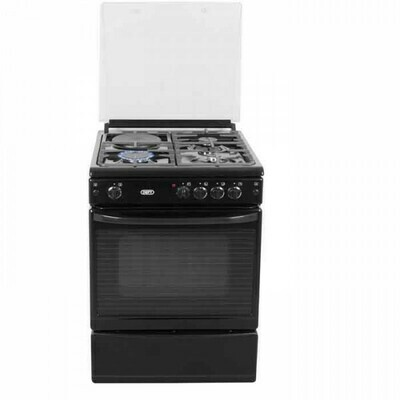 Ferre  4 burner gas stove black