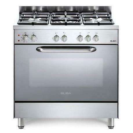 Elba 5 burner full gas stove
