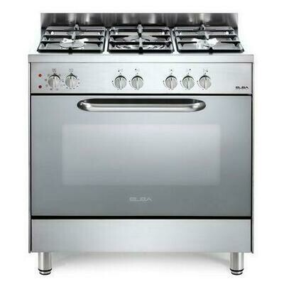Elba 5 burner full gas stove