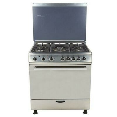 Ferre 5 burner gas& electric stove