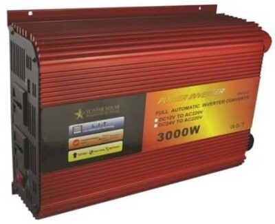 Solar power inverter 3000 watts