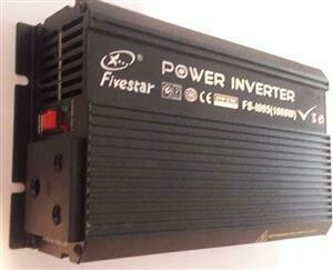 Solar power inverter 1500watts