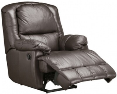 Recliner 100%  Genuine Leather Uppers R 8988