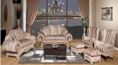 6 Piece Atlanti Kit  Lounge Suite