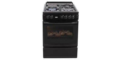 Defy 3 Burner 1 plate gas electric stove DGS179