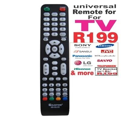 UNIVERSAL TV REMOTE