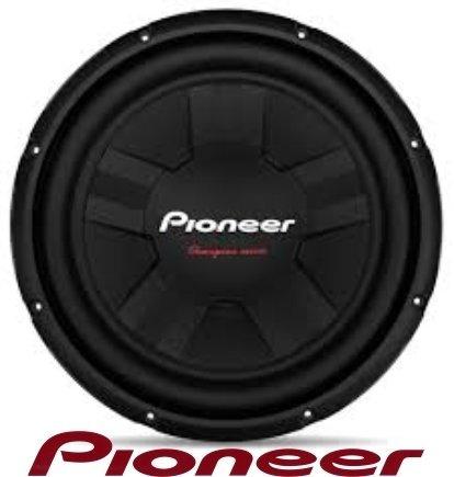 """Pioneer 12""""  Subwoofer R 799"""