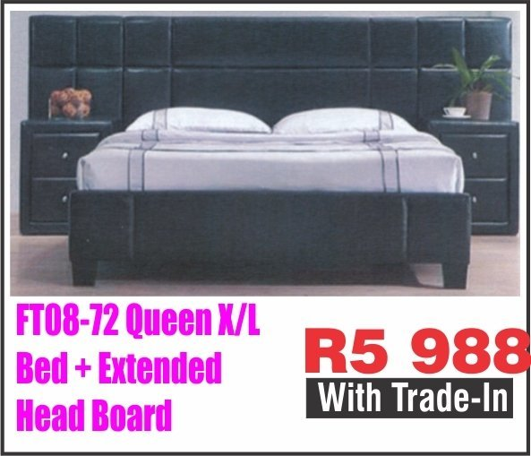 FT08-72 QUEEN XL BEDROOM SUITE