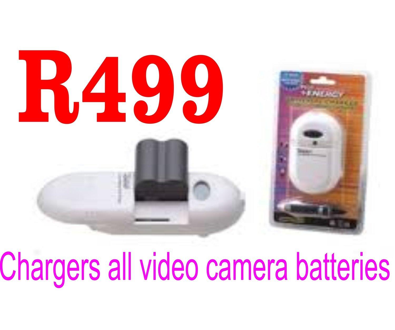 Plus Energy Universal LI-ION Battery Charger