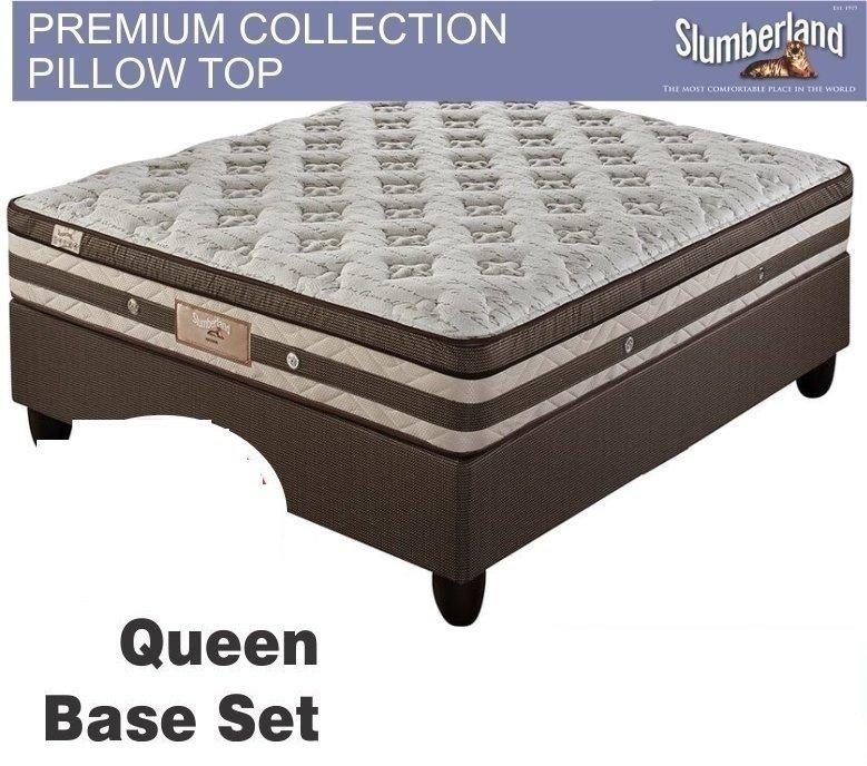 Premium Collection Pillow Top Base Set