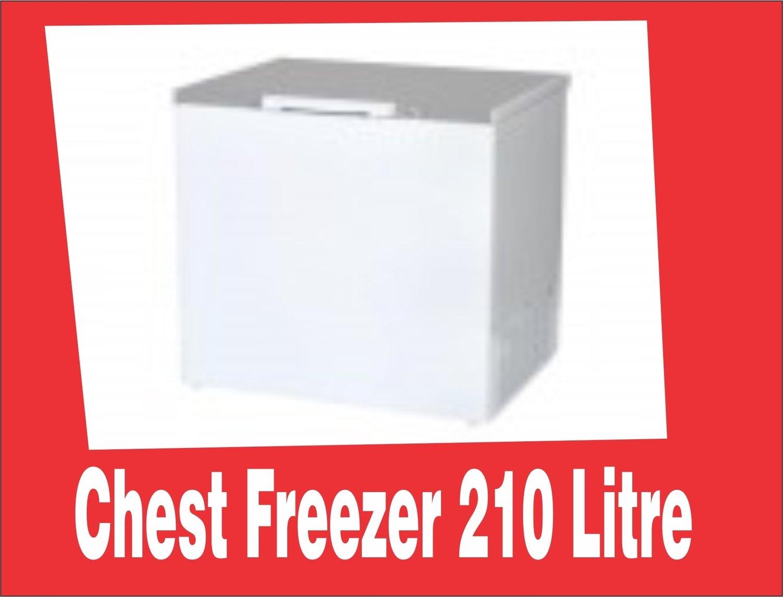 Chest Freezer 210 litre