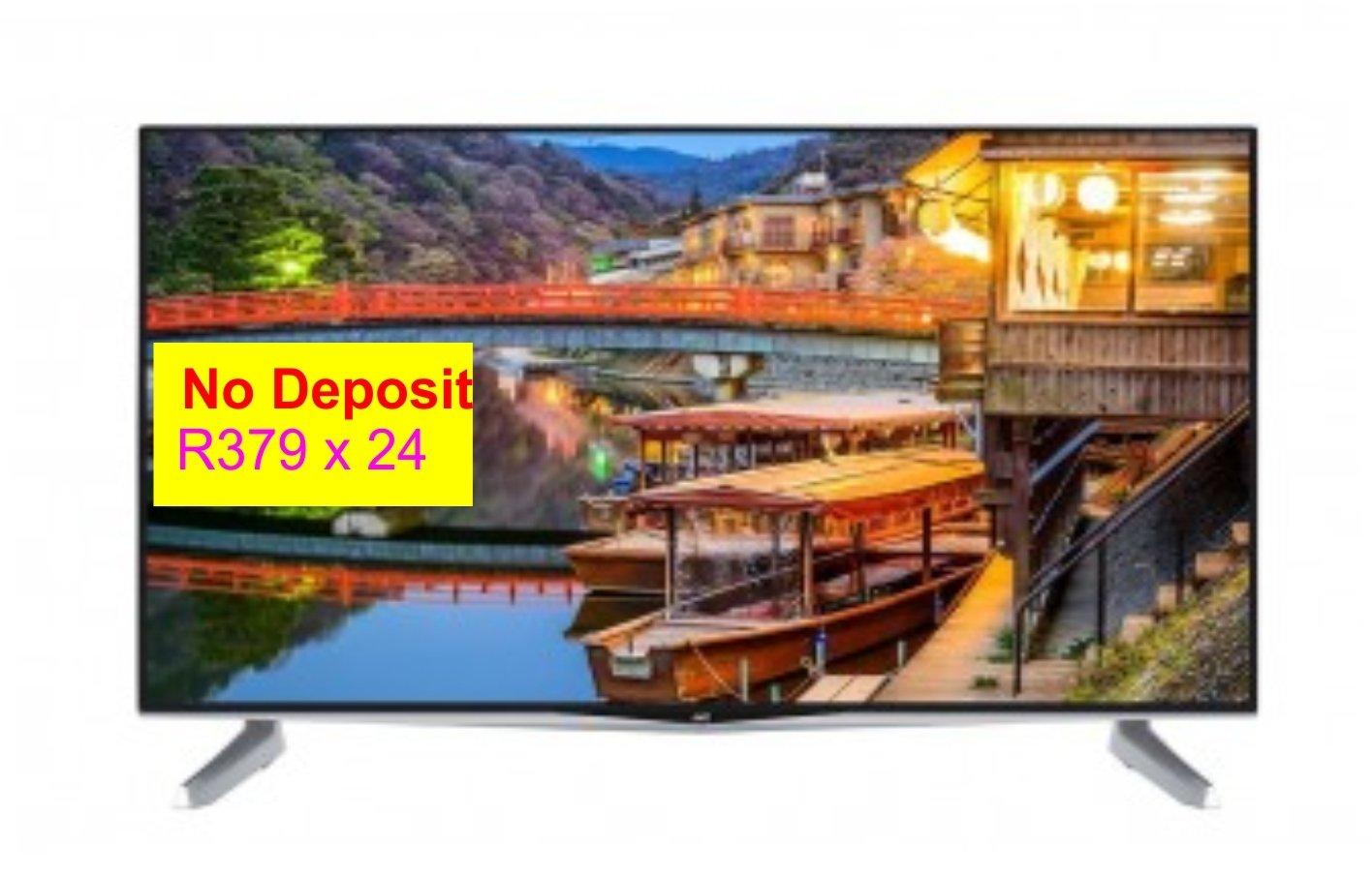 """R5999 vat incl Telefunken TLEDD-50FH 50"""" Full HD LED TV"""