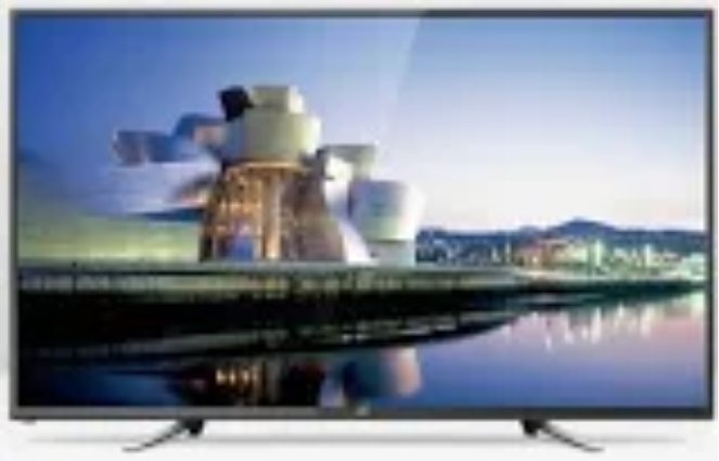 "JVC LT-58N785 58"" UHD 4K LED Smart TV"