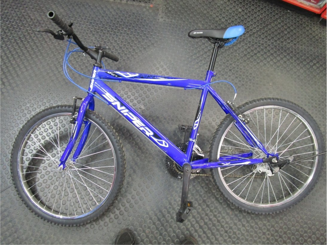 """26""""Bicycle"""