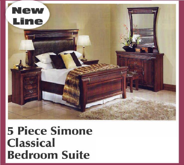 SIMONE BEDROOM SUITE